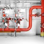 Stabilní hasící zařízení (SHZ), VEA sprinklers, brno, ostrava, praha